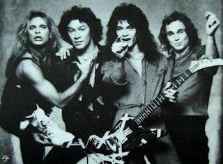 My Favorite Van Halen Tunes