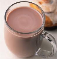 Чашечка горячего какао