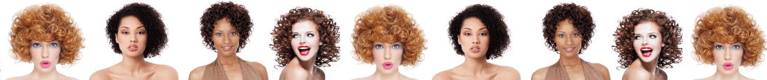 Mulher de Cachos: Um blog feito especialmente para você que assim como eu adora cabelos cacheados