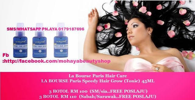 La Bourse Speedy Hair Nourishing Superior Hair Tonic Essence -45ml