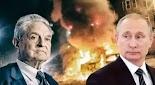 Ο Βλάντιμιρ Πούτιν έχει προειδοποιήσει τις Ηνωμένες Πολιτείες ότι ο Τζωρτζ Σόρος οδηγεί τη χώρα προς εμφύλιο πόλεμο, χρησιμοποιώντας τη δι...