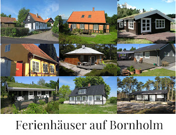 Ferienhuser auf Bornholm