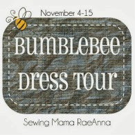 Bumblebee Dress Tour