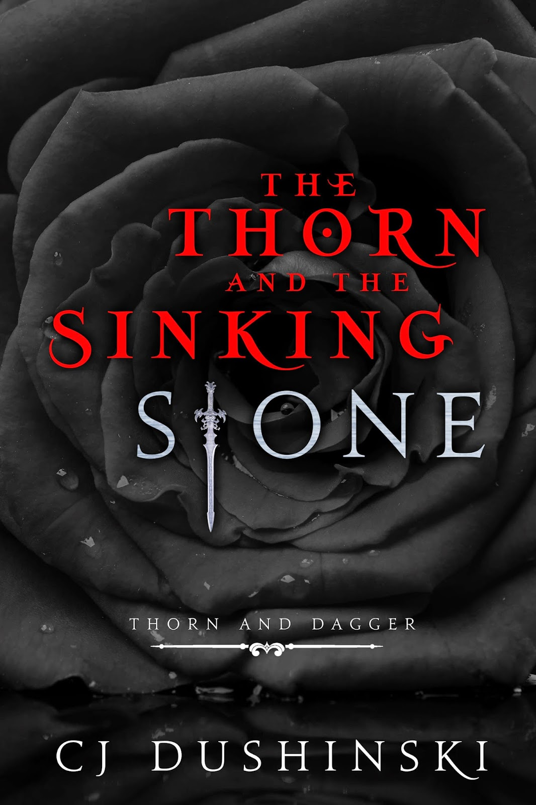 The Thorn Giveaway Ends 4/7