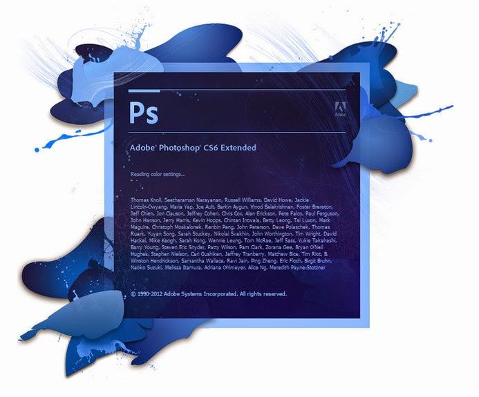 cài đặt nhanh phần mềm photoshop cs6