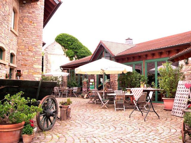 Camping Urlaub Landvergnügen Weingut Alte Schmiede