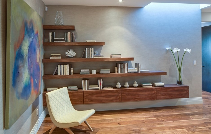Contemporary wooden furniture