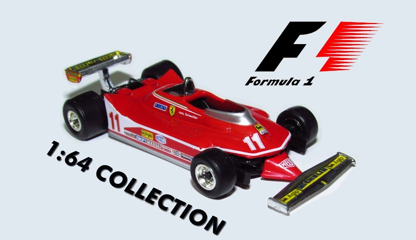 1:64 F1 Collection