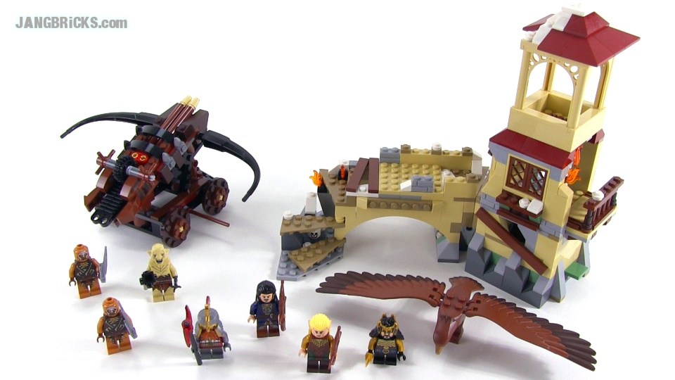 Lego hobbit battle of five armies set 79017 review