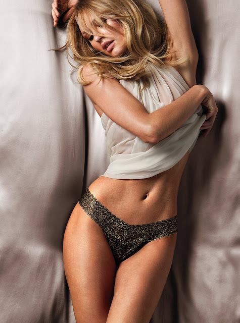 Candice Swanepoel - Victoria's Secret Lingerie