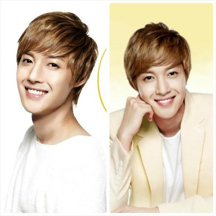 Kim Hyun Joong The Face Shop New Photos