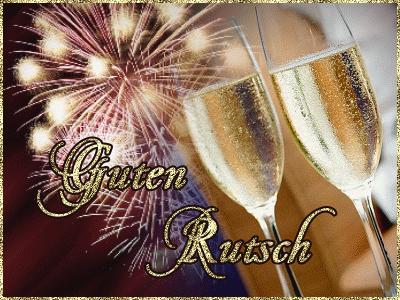 Rosarot\'s kleine Welt: Einen guten Rutsch ins neue Jahr