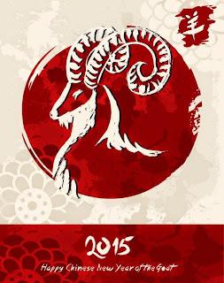 Año Nuevo Lunar (el año de la Cabra)