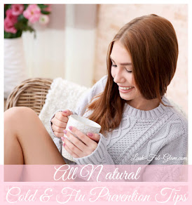 All Natural And Effective Ways To Fight The Cold And Flu Bug.