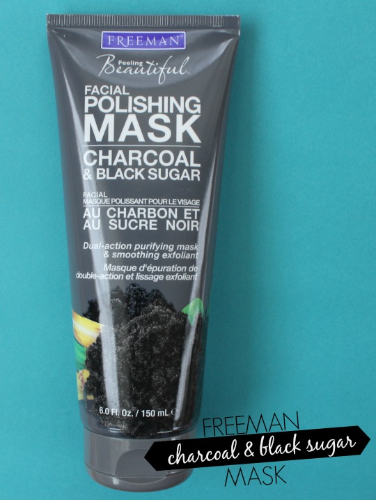 Freeman Charcoal and Black Sugar Mask