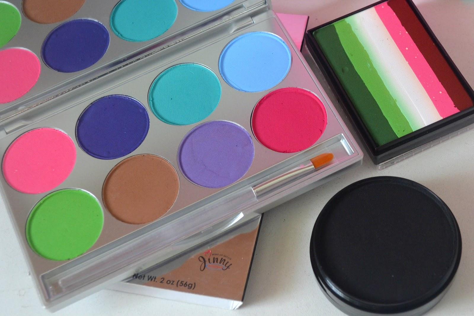 IMATS Mehron Haul Pastel Palette