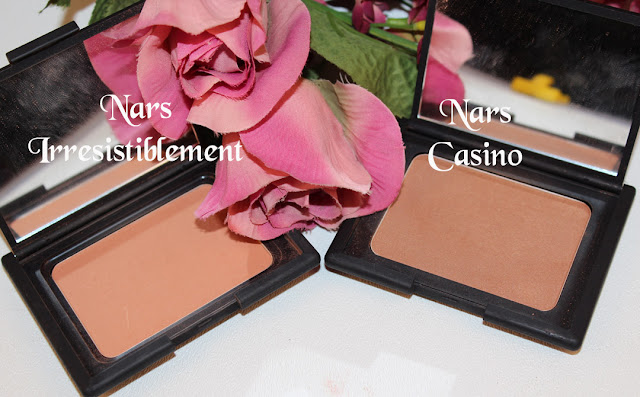 Nars Irresistiblement and Nars Casino