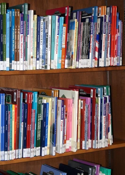 Bibliotecario Vanillasnotes