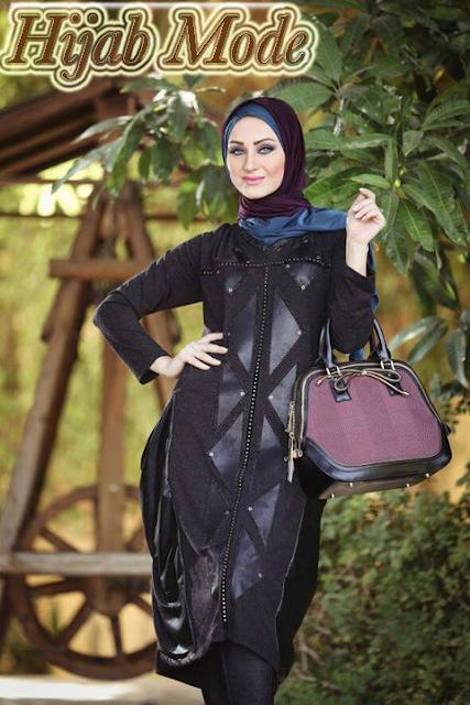 Hijab mode 2013