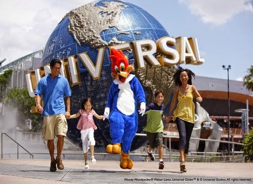 Jual Tiket Universal Studio Singapore Termurah di Indonesia