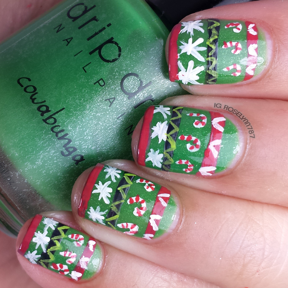 December 2014 - Manicured & Marvelous
