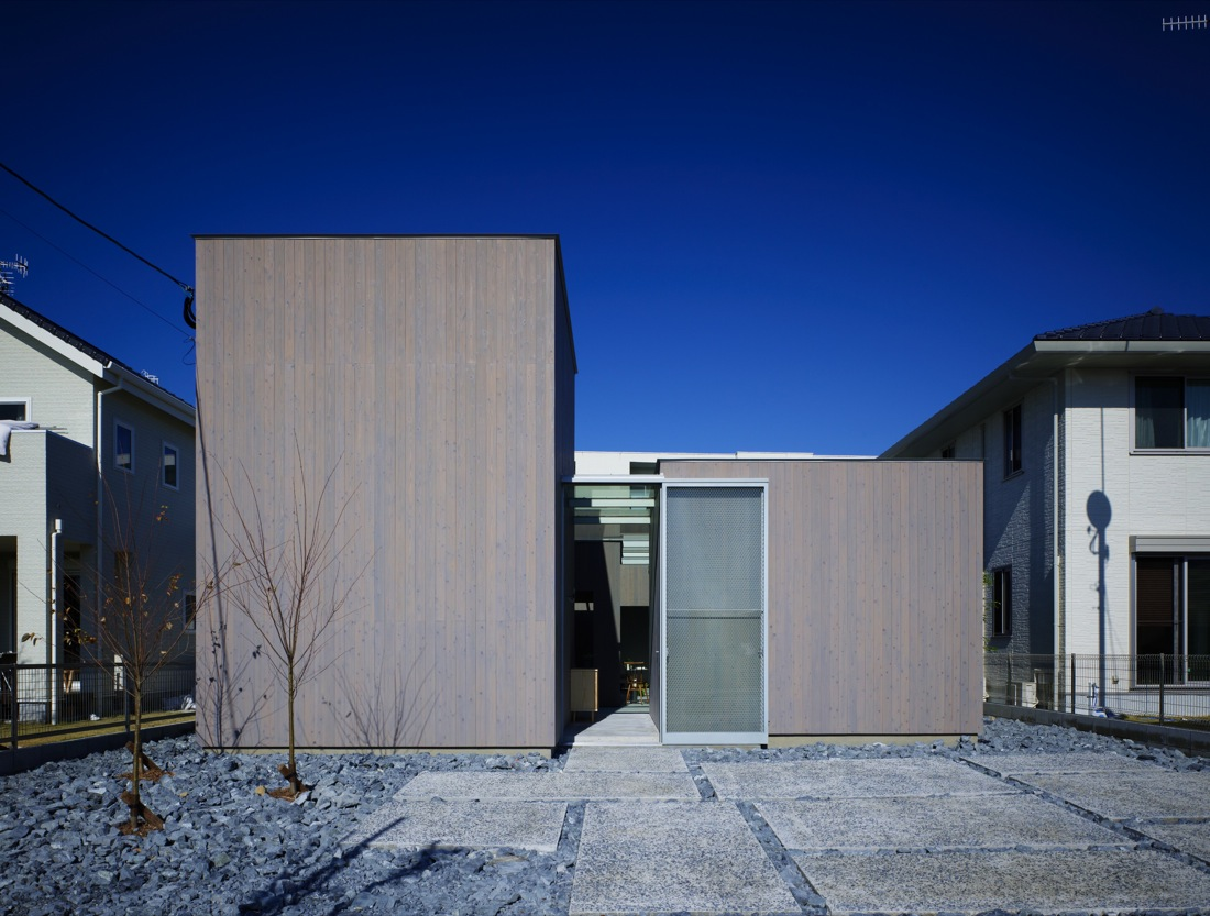 Archcandy House In Buzen Suppose Design Office
