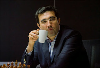 Echecs : Vladimir Kramnik (2783) - Photo Chessbase