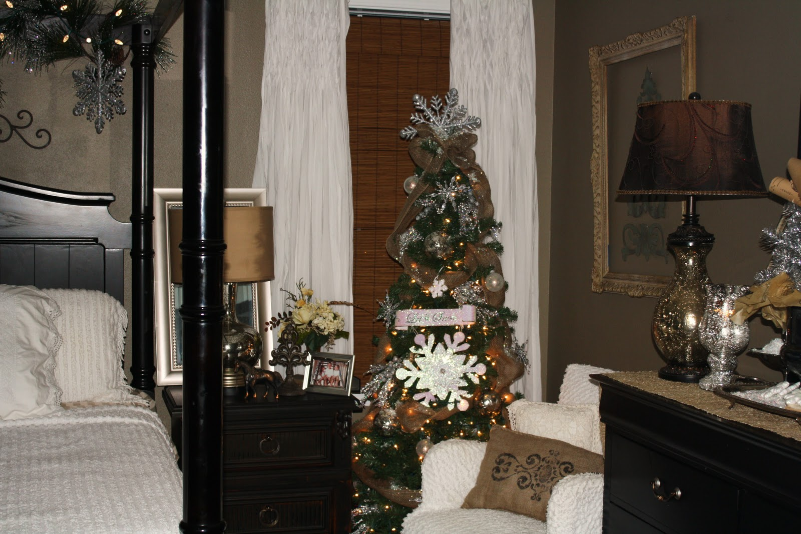 big lots white christmas tree part 47 for this project i only purchased - Big Lots Christmas Trees Sale