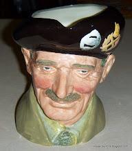 Monty Toby Jug D6202