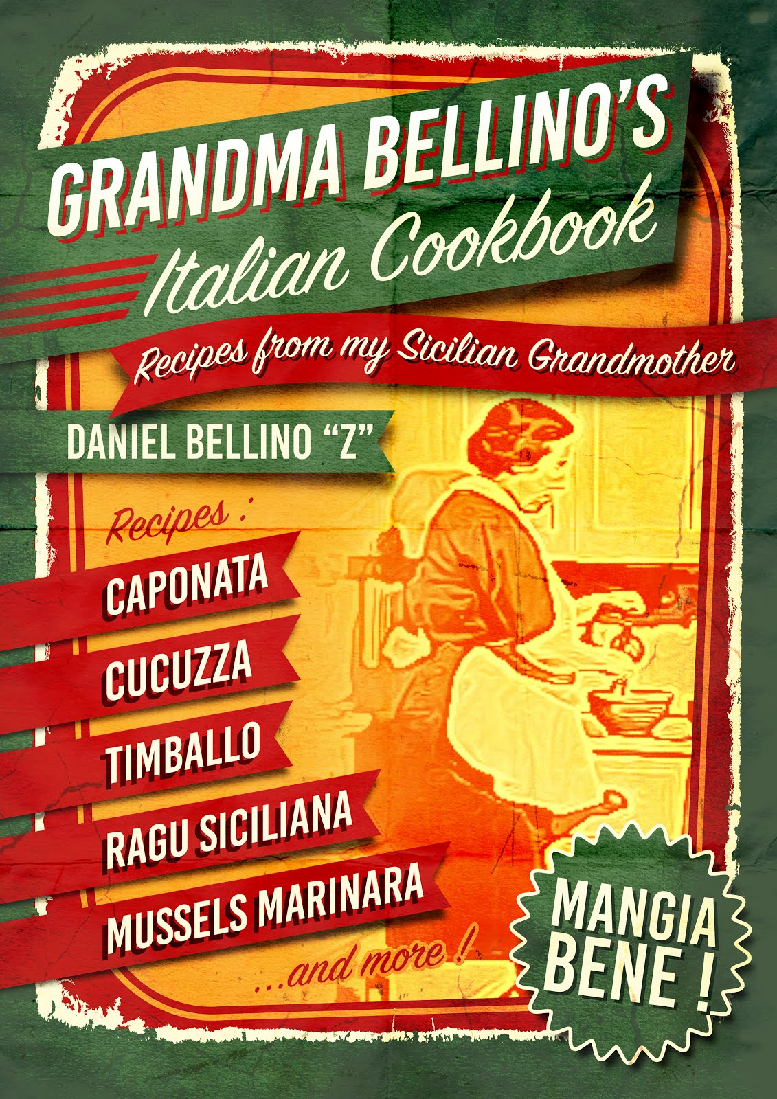 GRANDMA BELLINO 'S ITALIAN COOKBOOK