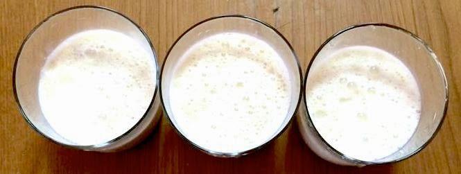 Batido sabor a arroz con leche