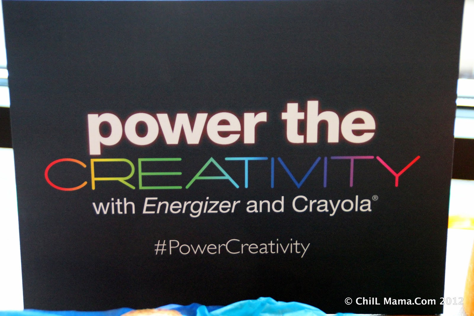 Chiil mama power the creativity with energizer crayola greatgifts at the party we all got to check out energizer flameless candles with a realistic flicker and sweet scents and creative crayola toys all powered by fandeluxe Images