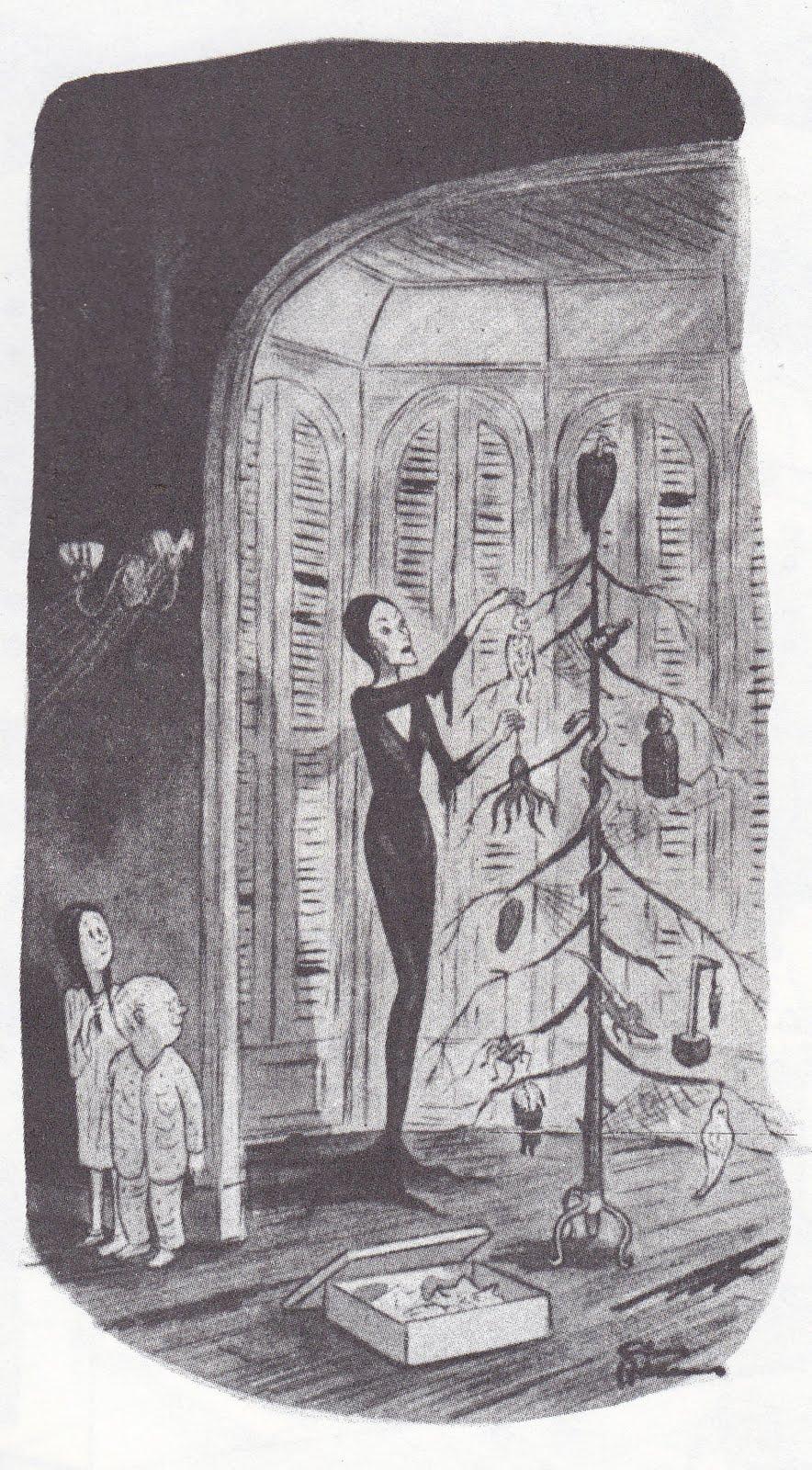 All About Christmas Charles Addams Christmas Cartoons