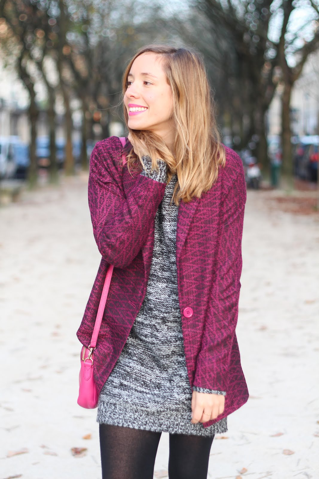 Blogueuse mode look automne