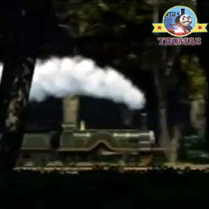 Christmas tree trouble Thomas the train and friends beautiful whistling woods Island of Sodor story