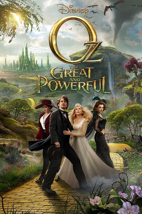 Lạc Vào Xứ Oz: Vĩ Đại Và Quyền Năng - Oz The Great And Powerful - 2013