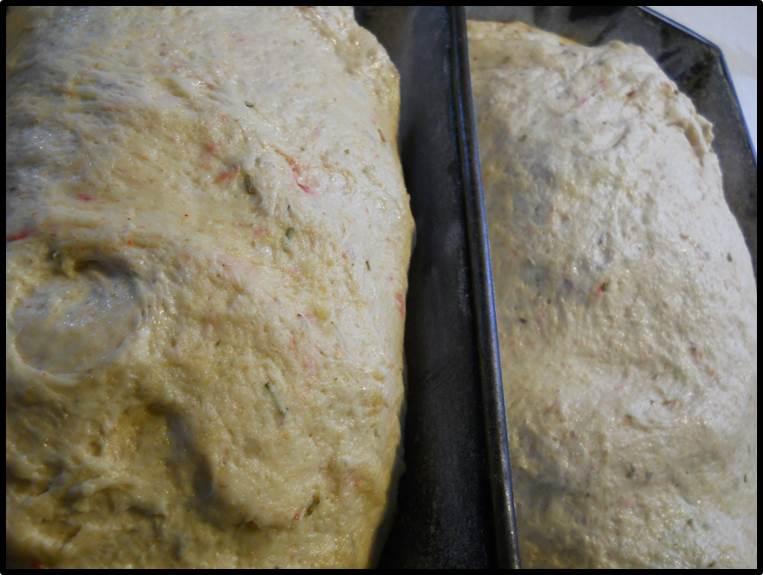 Savoir faire conserver pain farine d 39 peautre romarin et fleur de monarde - Couper brique refractaire ...