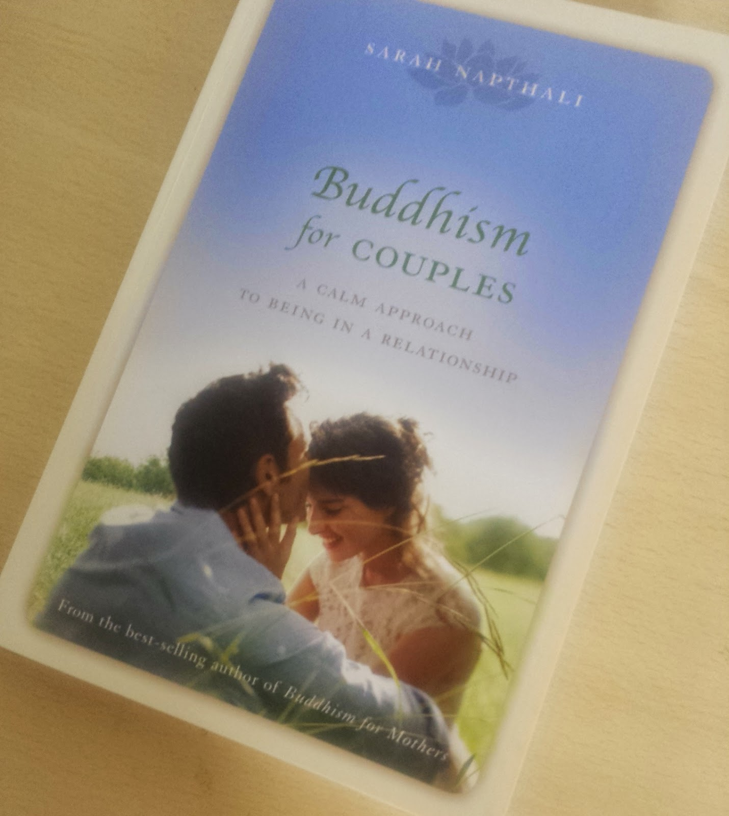 buddhism for mothers book review