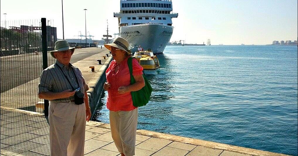Turismo de cruceros en gran canaria el crucero braemar de for Oficina fred olsen santa catalina