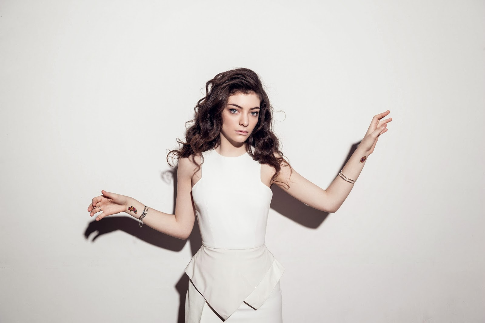 TREND: February 2014: Cover Story: Lorde