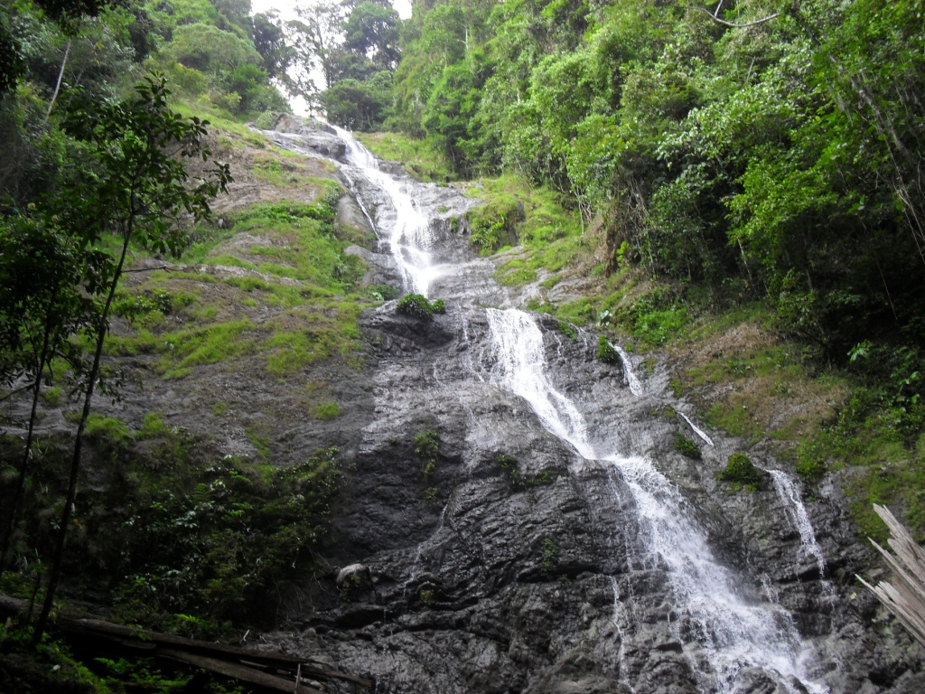 Rampah Sungai Karuh Water Fall