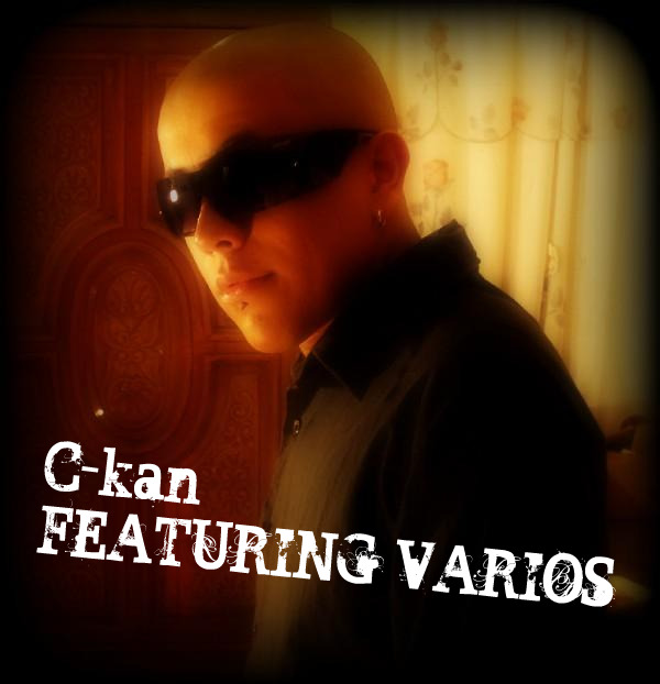buen material de c kan con varias colaboraciones de hiphop chequenlo