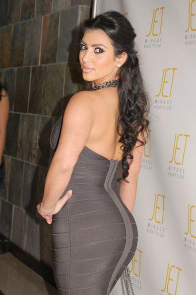 Kim+Kardashian+hot+bums