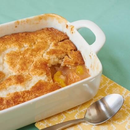 Get Your Recipe: Easy Peach Cobbler
