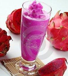 Manfaat jus buah naga, khasiat jus buah naga,kandungan jus buah naga