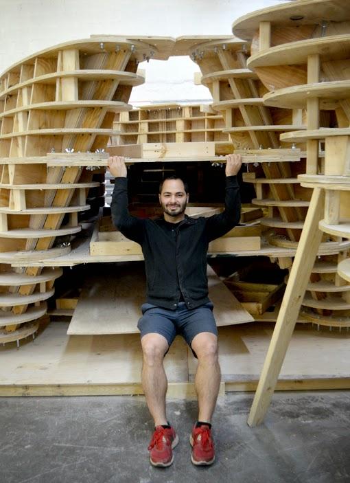 Tristan Al-Haddad | Formations Studio | MODA Field Trip