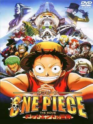 Ver online descargar One Piece pelicula 4 sub esp