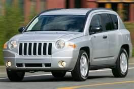 Jeep Compass 2008 transmission instruction manual
