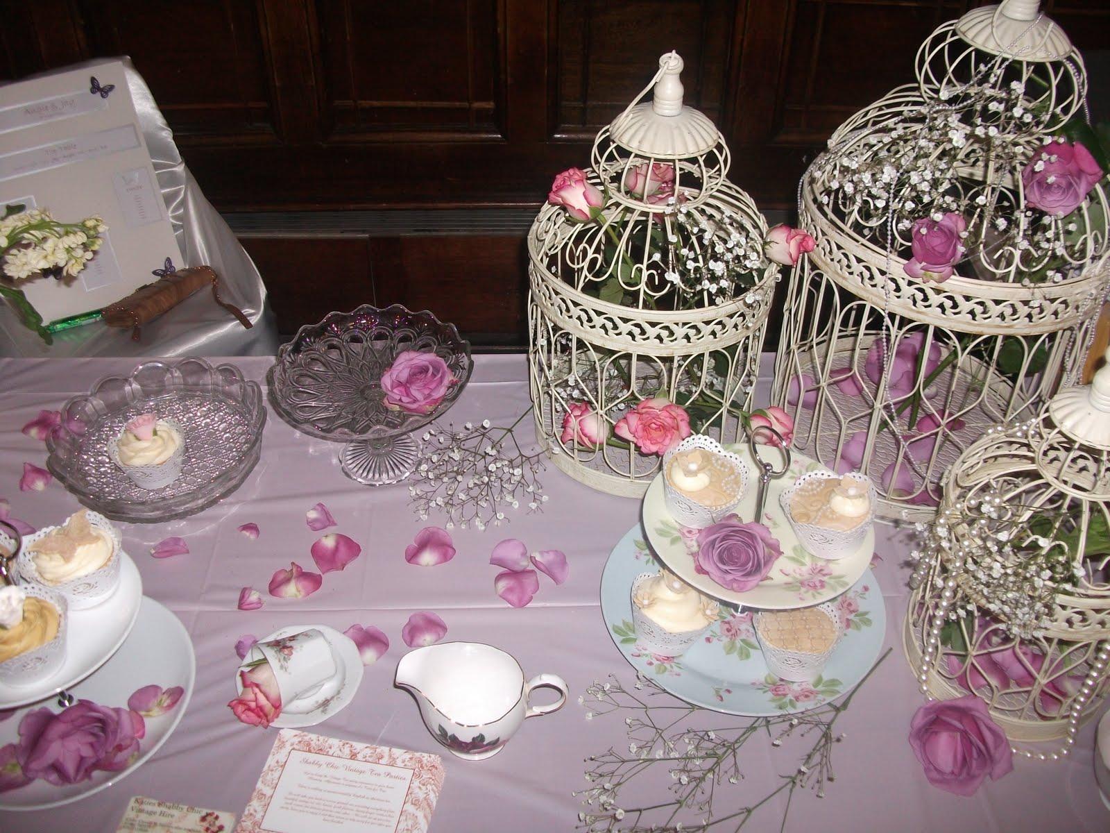 Shabby Chic Party Decorations Instadecor