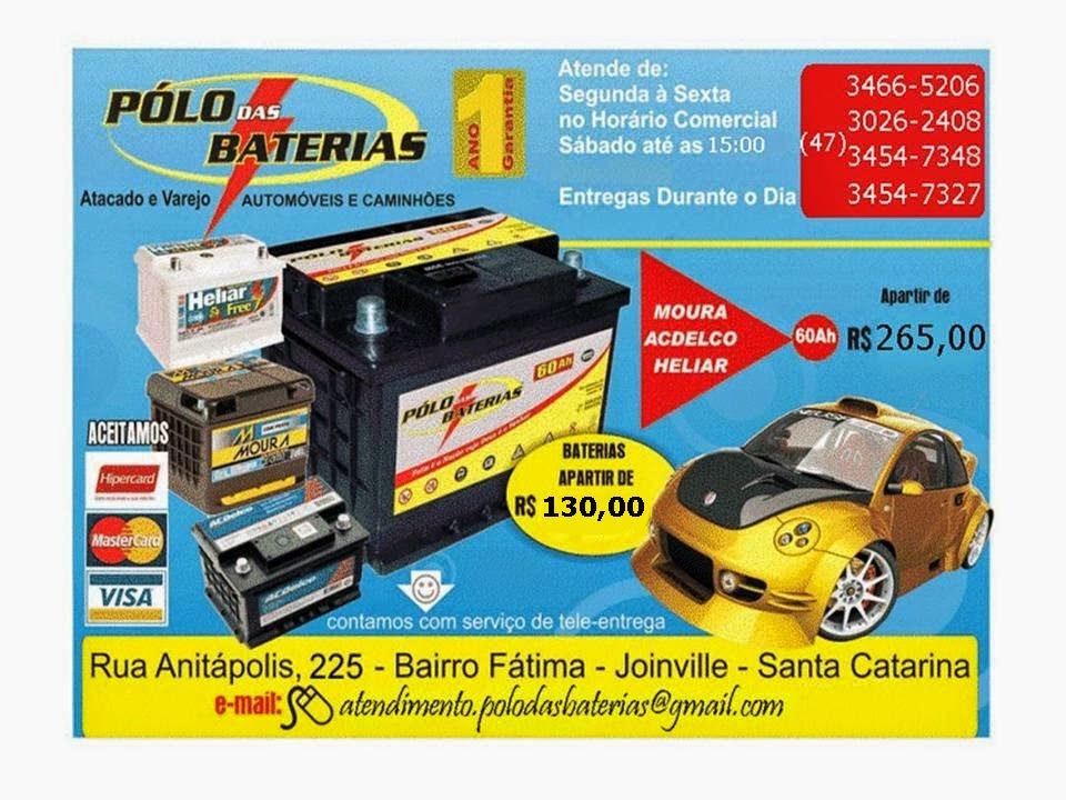 Pólo das Baterias